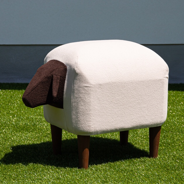 "Frien""Zoo Stool Sheep/Elephant"