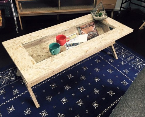 石川で家具を揃えるならソファ・テーブル・テレビボード・椅子・雑貨…丁寧なものづくりで価値あるものを。家具(テーブル)の画像