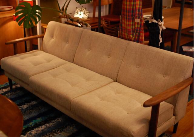 「WELLSPRING」の良質なソファ
